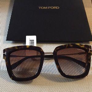 584b65d9ef3 Tom Ford Accessories -  129 ⚡️Short Sale Tom Ford Lara Sunglasses